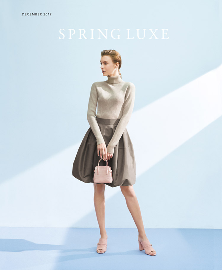 SPRING LUXE