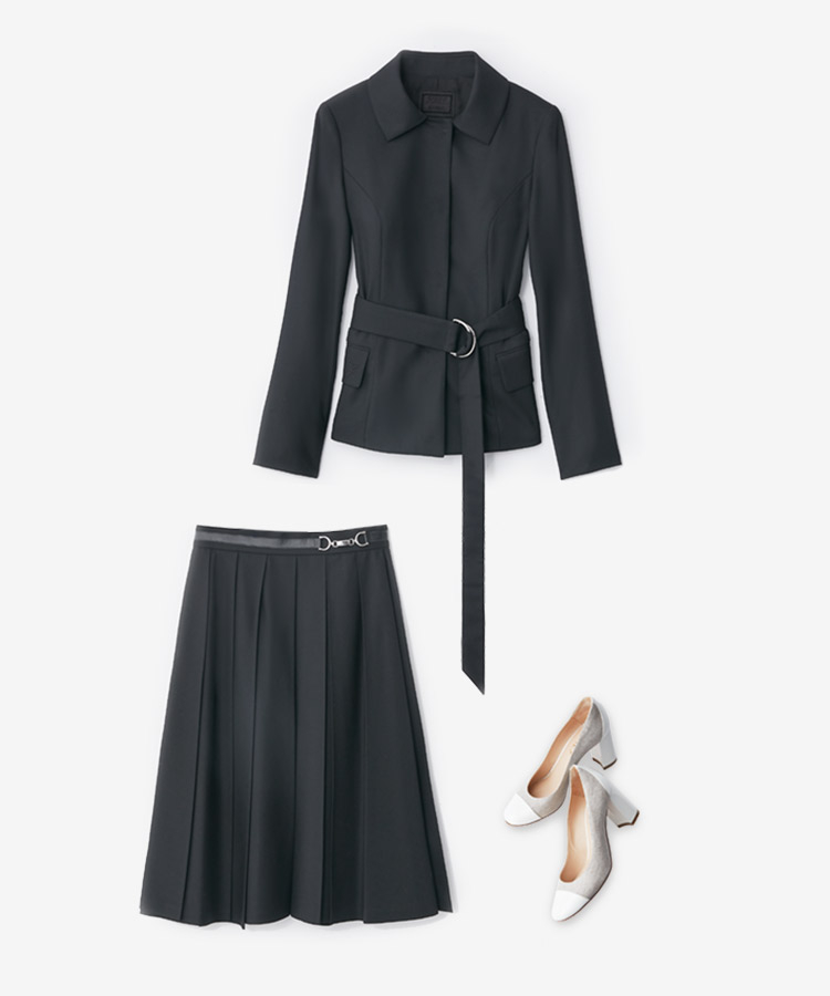 Jacket & Skirt Formal Style
